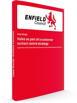 Enfield Contact Centre Customer Experience Case Study
